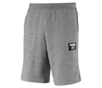 """Shorts """"Rebel Block"""", Logo-Print"""