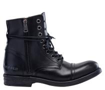 """Boots """"PHIM"""", Kalbsleder, Schnürung, Reißverschluss"""