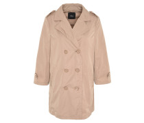 Mantel, Trenchcoat-Stil, leicht