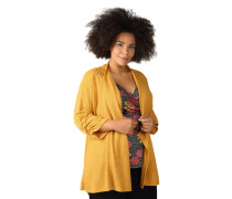 Cardigan, 3/4-Arm, offene Front