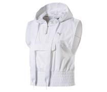 "Shirt ""En Pointe"", Kapuze, Fronttasche, Logo-Print, Regular-Fit"