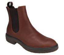 Chelsea Boots, Leder, Stretch-Einsatz