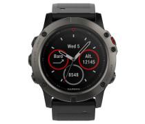 fenix 5X Saphir Smartwatch 010-01733-01