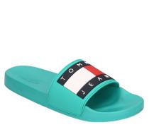 Slides, Marken-Logo, vorgeformtes Fußbett