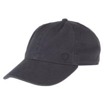 Cap, Baumwolle, Marken-Stickerei, uni