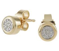 Diamant-Ohrstecker  375