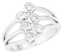 Ring 925 Sterling  mit Zirkonia