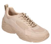 "XL-Sneaker ""Focus"", Mesh-Einsätze, uni"