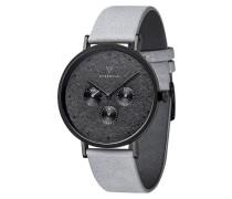 Armbanduhr Caspar Dark Slate WATMCAS7722 Chronograph