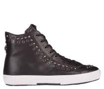 """Sneaker """"KAMPUS Eyelet Boot Lthr"""", Leder"""