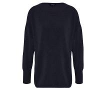 Pullover, Feinstrick, verlängerter Rücken, uni