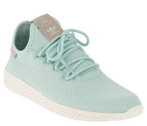 "Sneaker ""Pharrell Williams Tennis HU"", Knit-Optik, herausnehmbare Sohle"