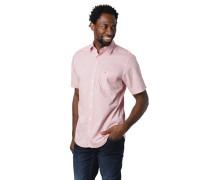 Freizeithemd, Comfort Fit, Kurzarm, Allover-Print, Brusttasche