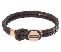 Armband, Leder, , 2-reihig, EGS2177221