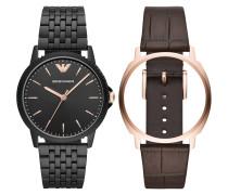 Armbanduhr mit Wechselarmband