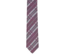 Krawatte, Karo, Seide