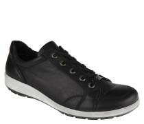 Sneaker, Leder, zweifarbig