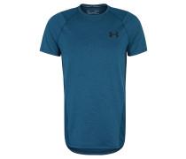 T-Shirt, atmungsaktiv, schnelltrocknend, kühlend, verlängerter Rücken