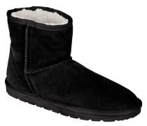 Boots, Warmfutter, Kunstleder