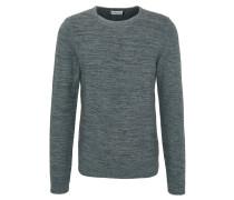 Pullover, Strick, meliert