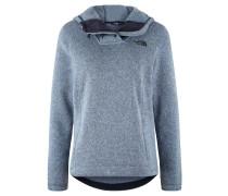 """Sweatshirt """"Crescent"""", Fleece, Kapuze"""