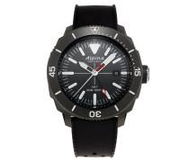 """Herrenuhr """"Seastrong Diver Quartz GMT"""" AL-247LGG4TV6"""