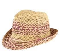 Hut, Papier, zweifarbig, Hutband