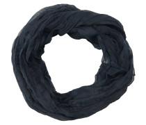Loop-Schal, uni, Knitter-Optik