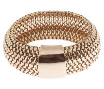 Armband, Bronze, Mesh, rosevergoldet, WSBZ00387.B