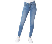 "Jeans ""310"", Skinny Fit, Stickerei"