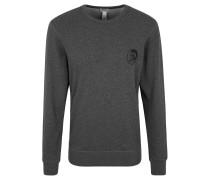 """Sweatshirt """"Willy"""", Rundhalsausschnitt, Logo-Print, Rippbündchen"""