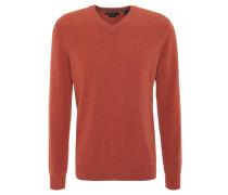 Pullover, reiner Cashmere, V-Ausschnitt, Modern Fit, 260046
