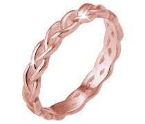 Ring Knoten Unendlich Twisted Trend Blogger 925 Silber
