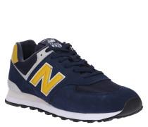 """Sneaker """"ML574"""", Veloursleder-Besatz, atmungsaktiv"""