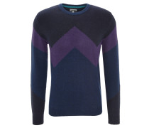 Pullover, Strick, Woll-Anteil