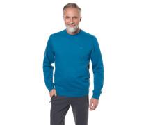 Sweatshirt, Baumwolle, elastische Abschlüsse