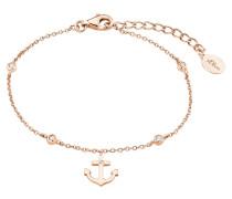 Armband mit Anker 2015659 Silber 925 rosevergoldet
