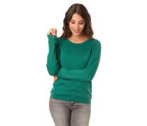 Pullover, Bio-Baumwolle, Rundhalsausschnitt, Rippbündchen