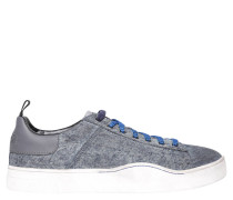 "Sneaker ""S-CLEVER LOW"", atmungsaktive Baumwolle"