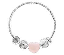 Armband Rosa Herz SET0248-942-9