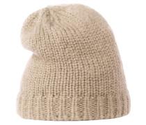 Mütze, Strick, Rippbund