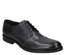 Schnürschuhe, Glattleder, Derby-Stil, Naht-Details