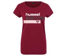 "T-Shirt ""Jade"", Baumwolle, Print, Rundhalsausschnitt"