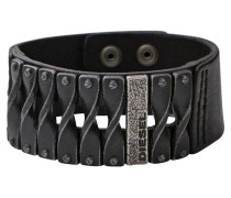 Armband Biker Leder  mit Metall DXM0579040