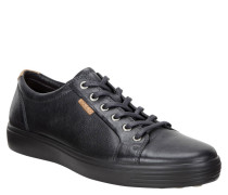 "Sneaker ""SOFT 7 MEN'S"", Leder, All-Black-Design"