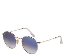 "Sonnenbrille ""RB3447N 001/3F"", Filterkategorie 2, rund"