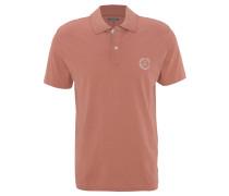 Poloshirt, Logo-Print, Baumwolle