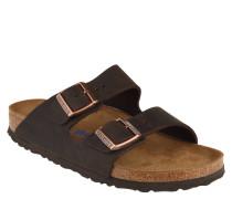 """Pantoletten """"Arizona BS"""", schmale Weite, weiches Fußbett, Leder"""