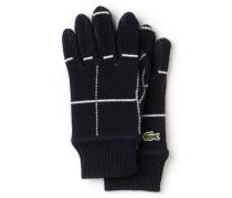 Unisex-Handschuhe aus Wolle und Alpaka-Wolle LACOSTE L!VE