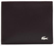 FG-Brieftasche für drei Karten mit Schlüsselanhänger aus Leder